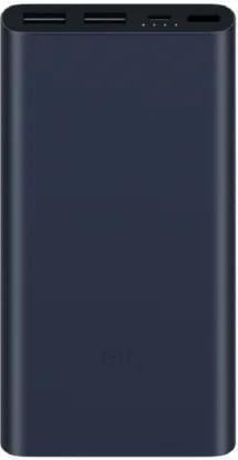 Power Bank Xiaomi Original Mi 2S 10000mAh (черный)