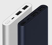 Power Bank Xiaomi Original Mi 2S 10000mAh (черный), фото 2