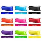 Надувной диван Ламзак Lamzac Hangout - надувной гамак многофункциональный, разные цвета, фото 3