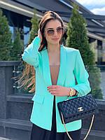 Женский пиджак на распашку с клапанами 63KA255, фото 1