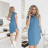 Женское летнее короткое платье.Размеры:48,50.+Цвета, фото 1