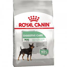 Сухой корм Royal Canin Mini Digestive Care при чувствительном пищеварении у собак мелких пород, 1 кг