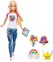 Кукла Барби Героиня Видеоигр Реальный мир Barbie Video Game Hero Barbie Doll SKL52-241067