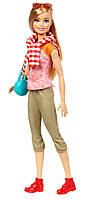 Кукла Барби Кемпинг Barbie Camping Fun Barbie Doll SKL52-241113