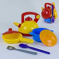 Набор посуды Bamsic, Юная хозяюшка SKL11-182006