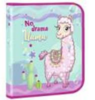 """Папка 14013 B5 для тетрадей """"Drama Lama"""" картон Kidis уп12"""