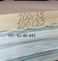 Поролон 100(95) мм в листах 1м*2м 35 плотность мебельный (50 жесткость ST3550)