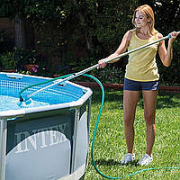 Набор для чистки дна бассейна от садового шланга Intex 28002