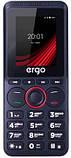 Мобильный телефон Ergo F188 Play Dual Sim Black, фото 2
