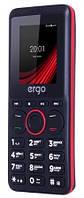 Мобильный телефон Ergo F188 Play Dual Sim Black, фото 1