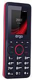 Мобильный телефон Ergo F188 Play Dual Sim Black, фото 6