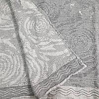 """Льняное банное полотенце """"Вода"""" (90 на 145 см), фото 1"""