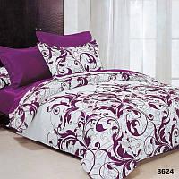 Постельное белье ранфорс Viluta двуспальный - евро 240х220 см
