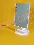 Зеркало для макияжа Large LED Mirror (HH-048), фото 4