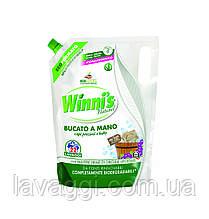 Гіпоалергенний гель для ручного прання Madel Winni's Lavatrice Bucato a Mano Ecoformato 814 мл
