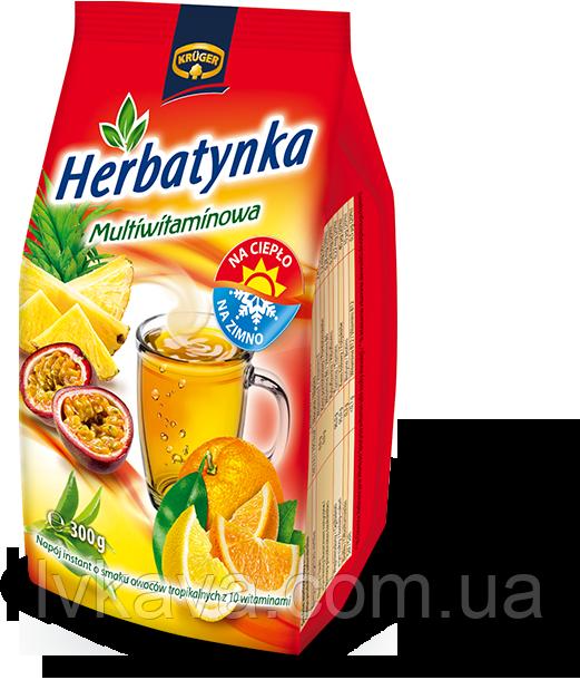 Чай растворимый Kruger мультивитамин, 300 гр