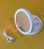 Зеркало для макияжа FoldAway Mirror (HH-066), фото 4