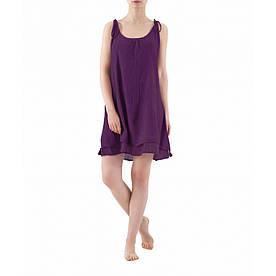 Пляжная туника Buldans - Nice purple фиолетовый S-L