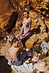 Шелковое платье комбинация с открытой спиной и длиной миди 14ty1083, фото 2