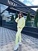 Женский спортивный костюм с зауженными штанами и свободным худи 63rt903, фото 2