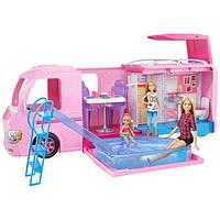 Игровой набор Barbie Трейлер для путешествий с бассейном SKL52-241111