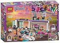 """Конструктор Friends Bela 11039 """"Мастерская по тюнингу автомобилей"""" (реплика Lego 41351) 418 деталей KK"""
