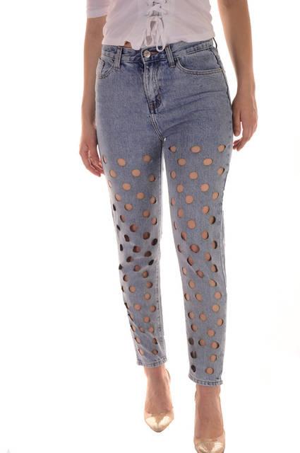 Модные женские джинсы оптом Premium (3578) лот 12шт по 16Є 262