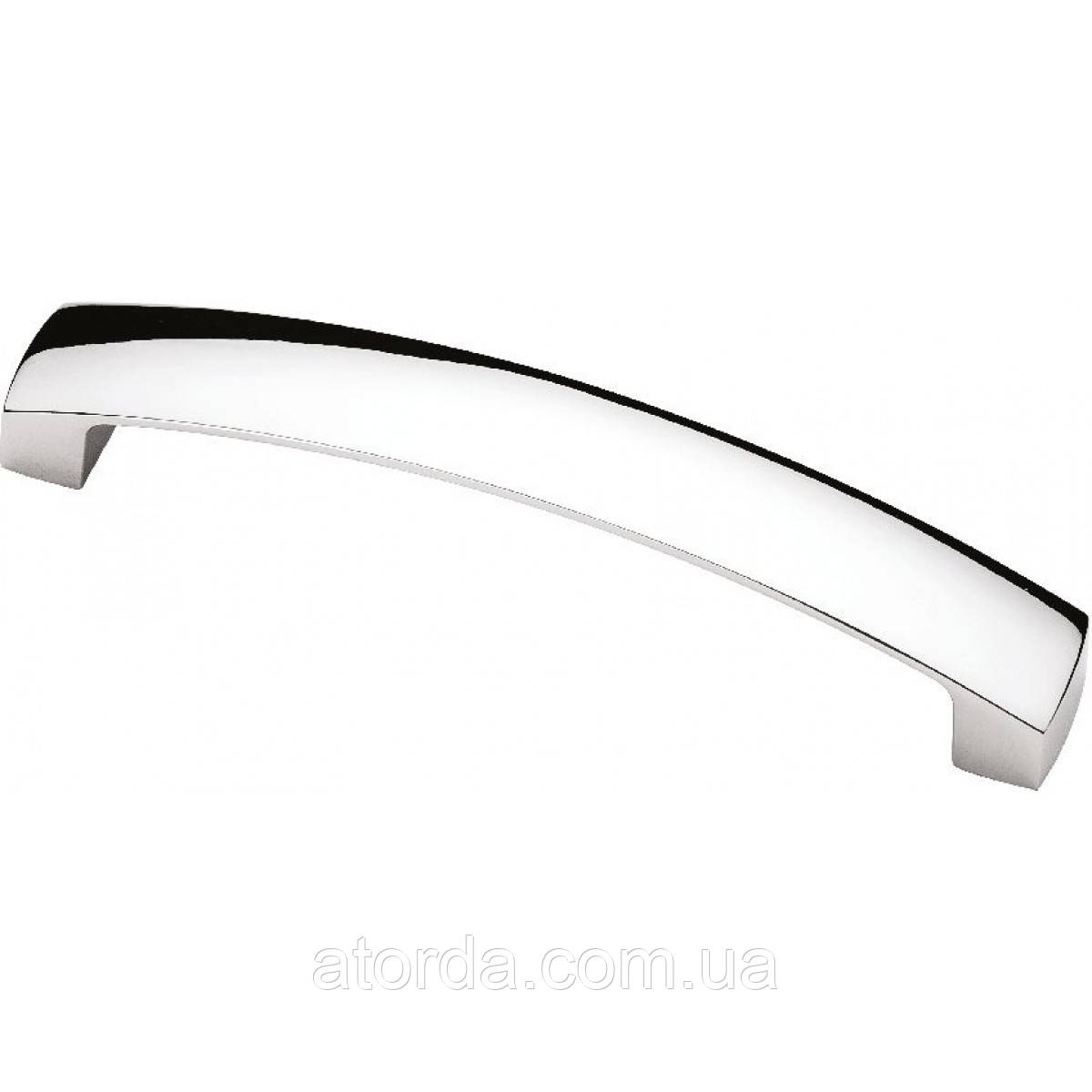 Ручка меблева Ozkardesler 5400-06 128мм MIRANDA Хром
