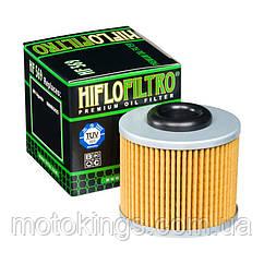 HIFLO МАСЛЯНЫЙ ФИЛЬТР HF 569 MV AUGUSTA (OEM 8000B5425) (50) (HF569)