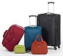Дорожние сумки, чемоданы
