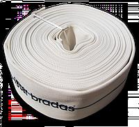 """Шланг пожарный, LINED HOSE 8-24 bar- диаметр 1"""", длина 30 м, WLH810030, цена за метр"""