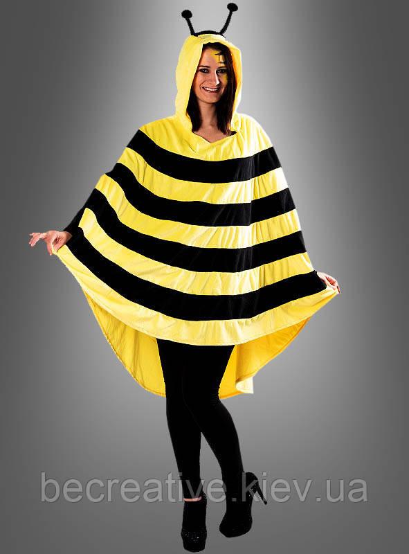 Пчелиное пончо для женщин и мужчин