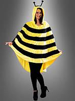 Пчелиное пончо для женщин и мужчин, фото 1