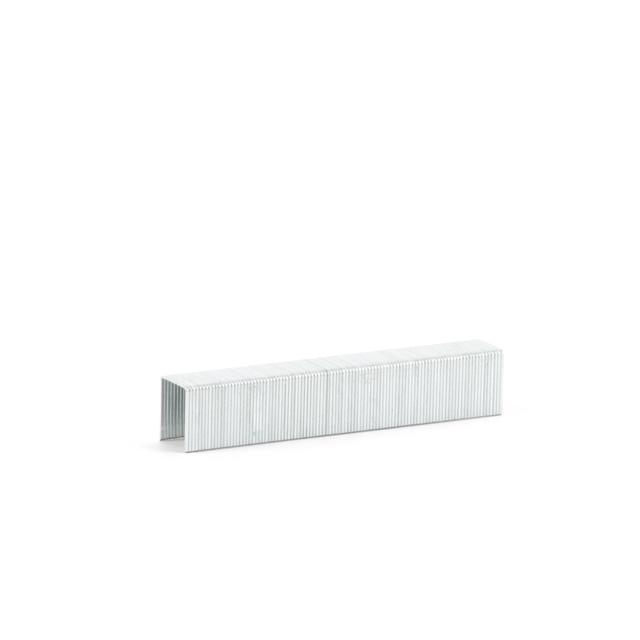 Скоба каленая 14 мм, уп. 1000 шт., ширина 11,3 мм, сечение 0,70 мм INTERTOOL RT-0134