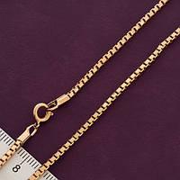Цепочка xuping 2мм 50см  венецианское плетение ц675