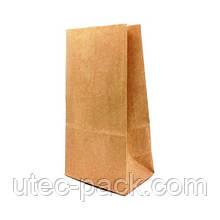 Крафт-пакети без ручек (100% recycled) 230*120*290 мм