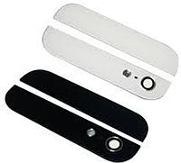 Apple iPhone 5  Стекло корпуса комплект белый, фото 1