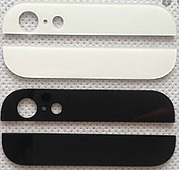 Apple iPhone 5  Стекло корпуса комплект черный, фото 1