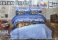 Family Домашний текстиль Набор постельный комбинированый Family