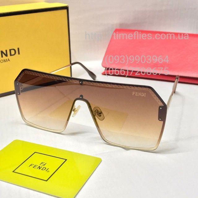 Fendi №62 Солнцезащитные очки