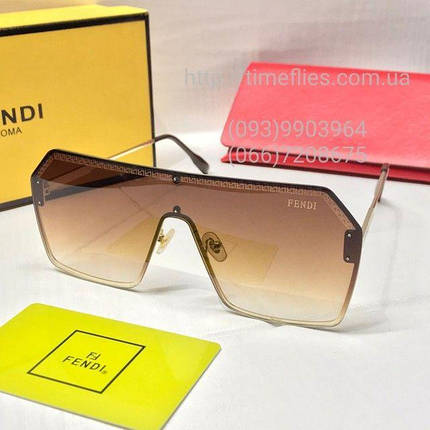Fendi №62 Солнцезащитные очки, фото 2