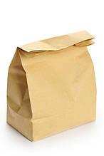 Крафт пакеты на вынос  230*120*290