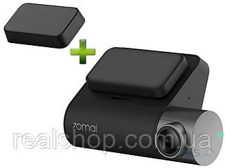 Видеорегистратор Xiaomi 70mai Smart Dash Cam Pro + GPS модуль Международная версия (Русскоязычная)