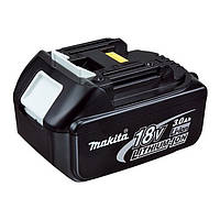 Аккумулятор шуруповерта Makita 18 V BL1830B 3,0 А/ч Li-Ion BDF453, BHP453