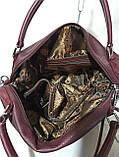Класична жіноча сумка / Классическая женская сумка, фото 5