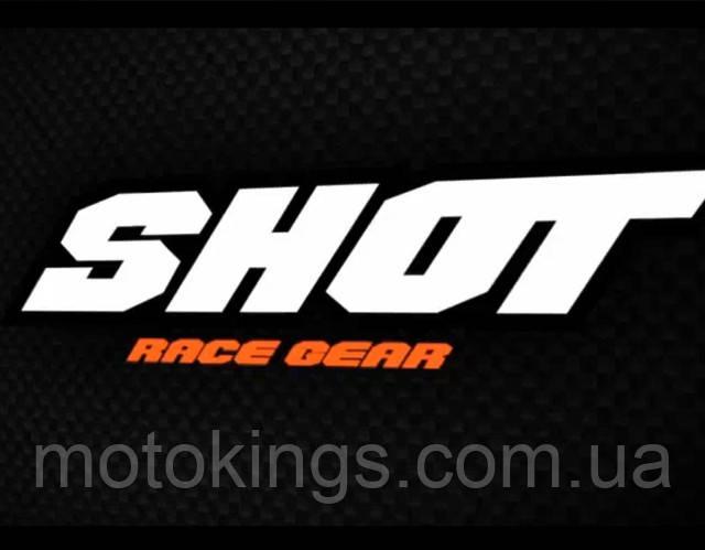SHOT RACING (2017) СКЛО ОКУЛЯРІВ CREED/VOLT/CHASE ANTI-FOG/ANTI-SCRATCH ТЕМНИЙ КОЛІР /SMOKED (A0H-29G2-03)