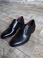 Туфли кожаные классические Vivaro