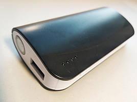 Автономное  питание GPS USB глушилки + фонарь Power Bank 4000 mAh