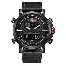 Часы мужские NAVIFORCE NF9135 Черный (4241-12599)