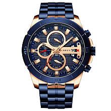 Часы мужские Curren 8337 Синий (4243-12596)